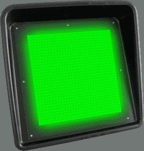 Afficheur LED Drapeau Vert