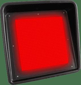 Afficheur LED Drapeau Rouge