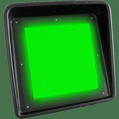Afficheur LED Drapeau
