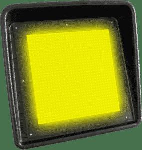 Yellow Flag LED Display