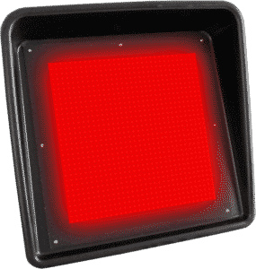 Red Flag LED Display